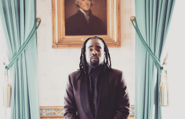 Wale at the White House