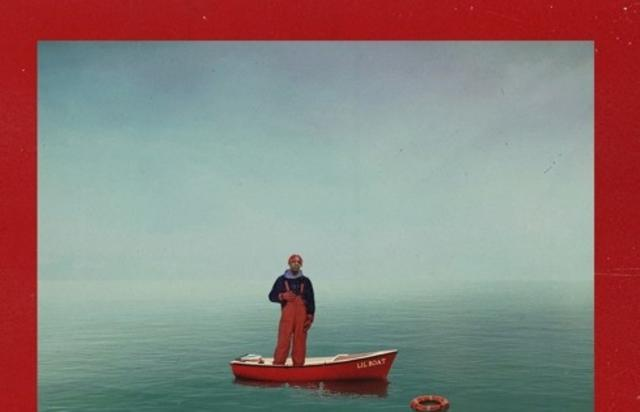 """Lil Yachty's """"Lil Boat"""" cover art"""