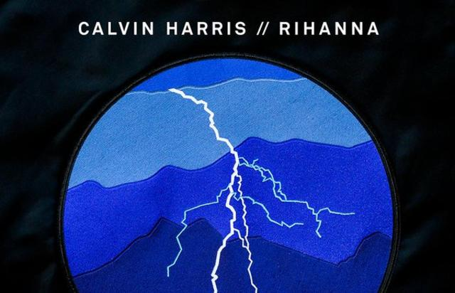 """single artwork for """"This Is What You Came For"""" with Calvin Harris & Rihanna"""