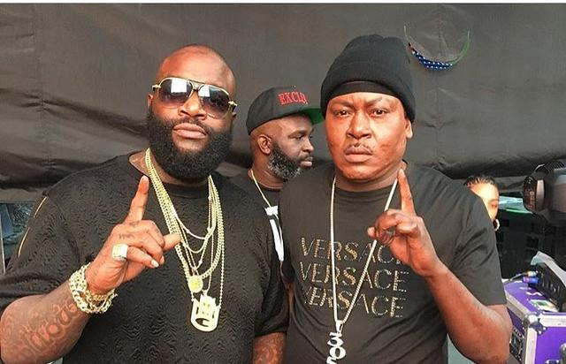 Rick Ross & Trick Daddy at Formation Tour