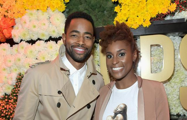 Issa Rae and Jay Ellis from 'Insecure'
