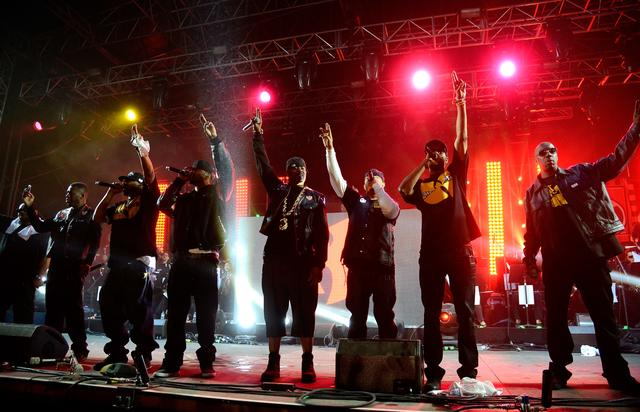 Wu-Tang Clan 2013 Coachella Valley Music And Arts Festival - Day 3