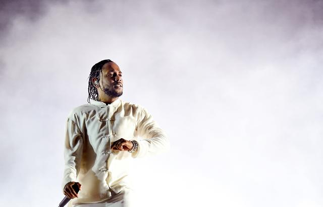 Kendrick Lamar Coachella Valley Music And Arts Festival - Weekend 2 - Day 3