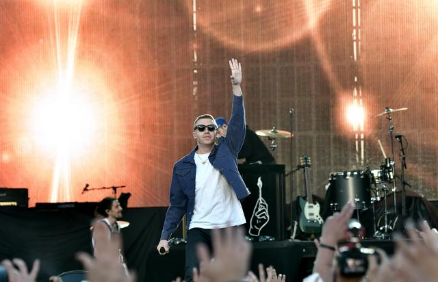 Macklemore NCAA March Madness Music Festival 2017 - Day 3