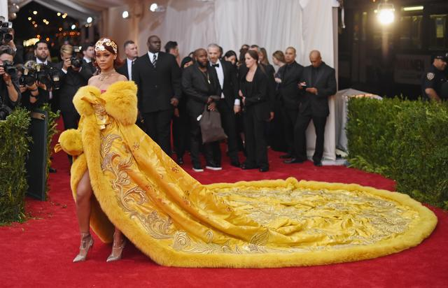 Rihanna 'China: Through The Looking Glass' Costume Institute Benefit Gala - Arrivals