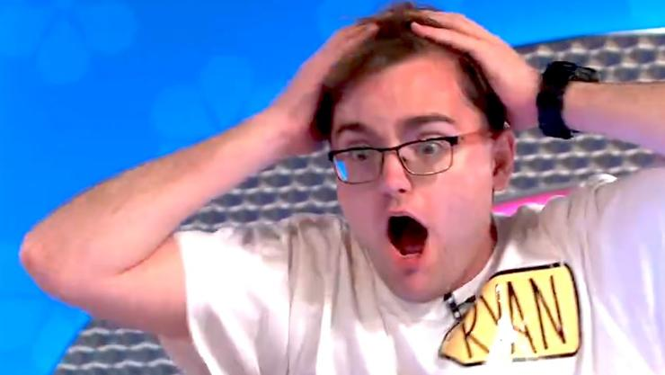 Price Is Right Contestant Absolutely Loses His Mind While Setting A Plinko Record