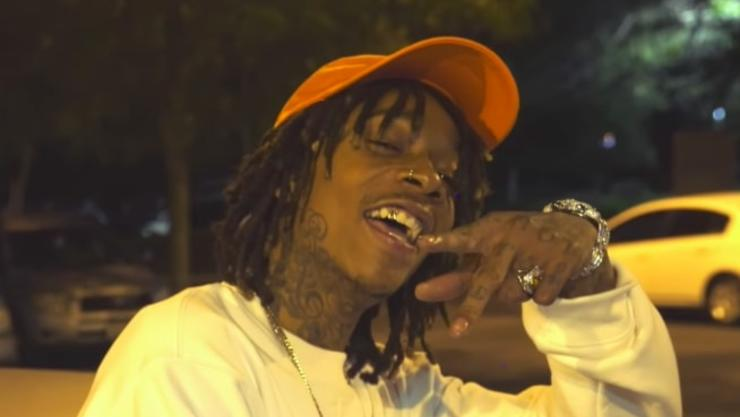 "Wiz Khalifa ""Pull Up With A Zip (Remix)"" Video"