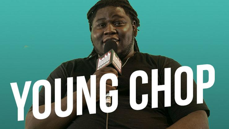 """Young Chop Tries Out as HNHH's Newest Host + Talks """"8417"""""""
