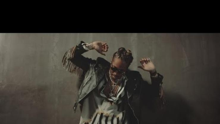 "Future Feat. Chris Brown ""PIE"" Video"