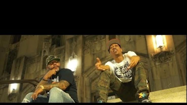 "Apollo Brown & Planet Asia ""The Aura"" Video"