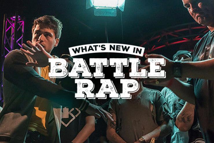 What's New In Battle Rap (November 27)