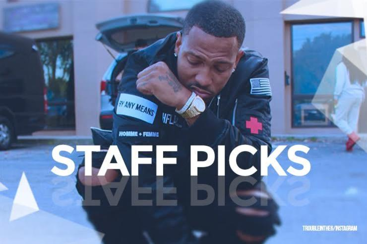 SoundCloud Staff Picks Playlist (January 27)