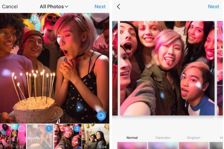 "Instagram Launches New Feature ""Carousel"""