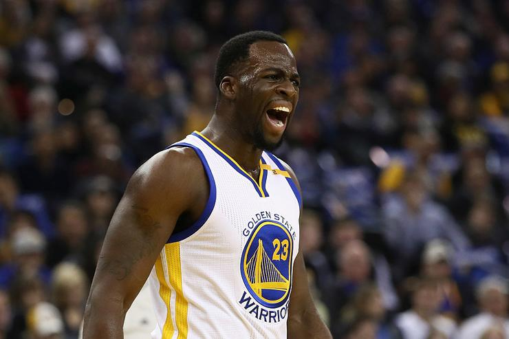 "Draymond Green Trash Talks Paul Pierce, The Truth Responds With ""3-1"" Joke"