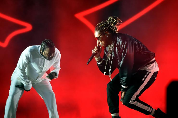 "Twitter Reacts To Future's ""Mask Off"" Remix With Kendrick Lamar"