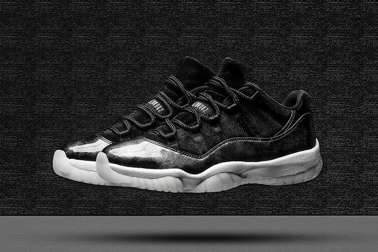 """Everything You Need To Know About The """"Barons"""" Air Jordan 11 Low Release"""