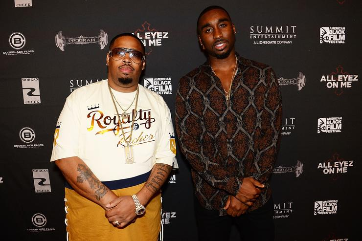 """All Eyez On Me"" Producer L.T. Hutton Responds To Jada Pinkett-Smith's Criticism"