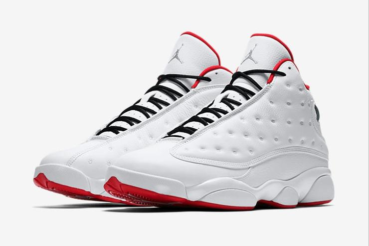 """History Of Flight"" Air Jordan 13 Will Finally Release This Weekend"