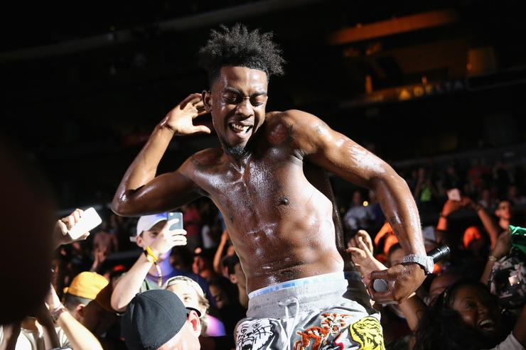 Desiigner Gets A New Timmy Turner Tattoo