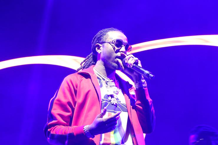Quavo Addresses Remaking The National Anthem