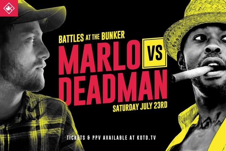 The Deadman vs Marlo
