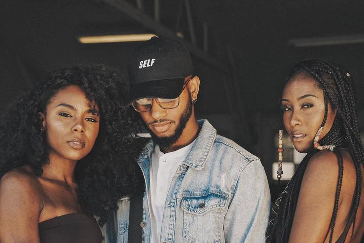 Bryson Tiller and ladies