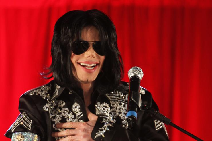 Michael Jackson Michael Jackson Announces Plans For Summer Residency At The O2 Arena