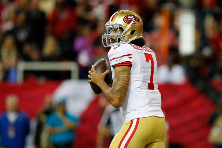 Stephen Ross does not think Colin Kaepernick is being blackballed