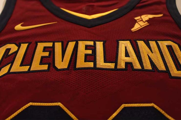 Here Are The New Cleveland Cavaliers Nike Uniforms