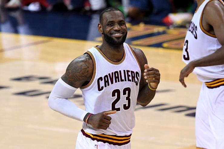 LeBron James developing HBO sitcom centered on sneaker culture