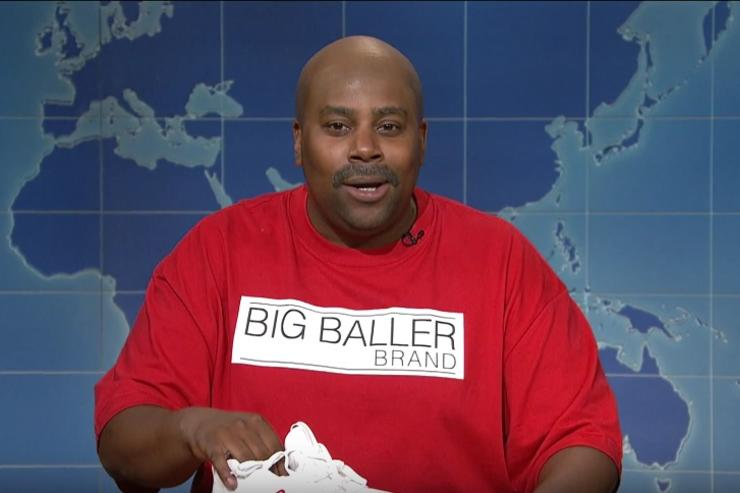 Kenan Thompson's LaVar Ball Is 'Black Trump'
