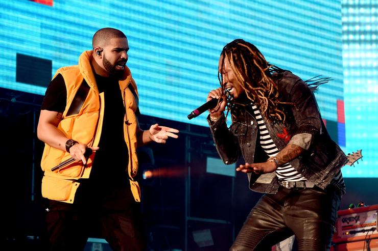 Drake & Future Sued For $25M, Woman Claims She Was Raped At Concert