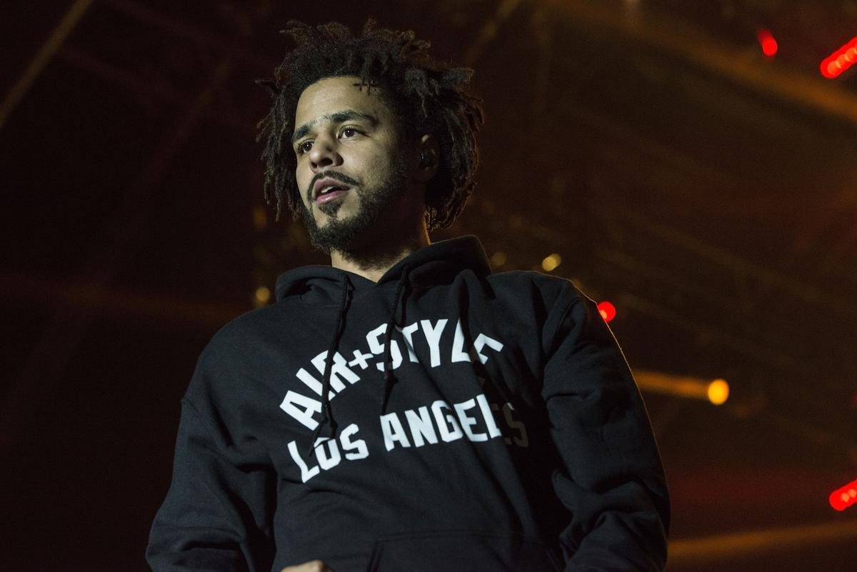 President Obama Reveals he's a big fan of J. Cole