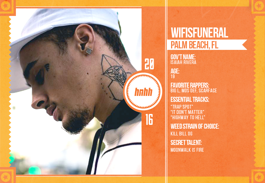 Meet Wifisfuneral: The Hottest Thing Out Of Palm Beach Since