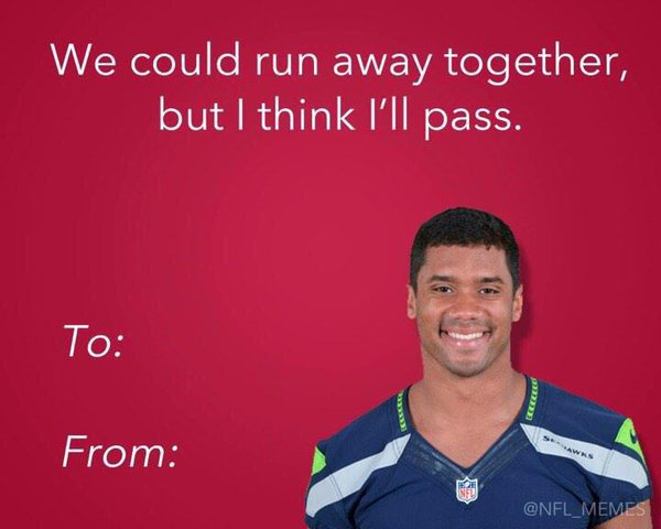 A Collection Of SportsThemed Valentines Day Cards For Your – Sports Valentines Day Cards