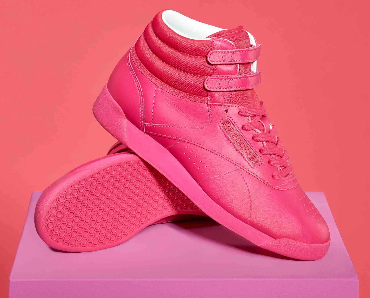 Check out the images below. Sneakers Lifestyle News reebok Teyana Taylor  Color Bomb Pack Reebok Freestyle 2c724a224