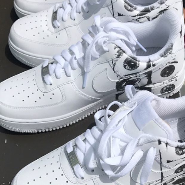 hot sale online 8be41 99039 Check out some additional pics of the kicks below and good luck if you re  looking to get your hands on a pair. Sneakers Lifestyle Supreme Nike Air  Force 1 ...