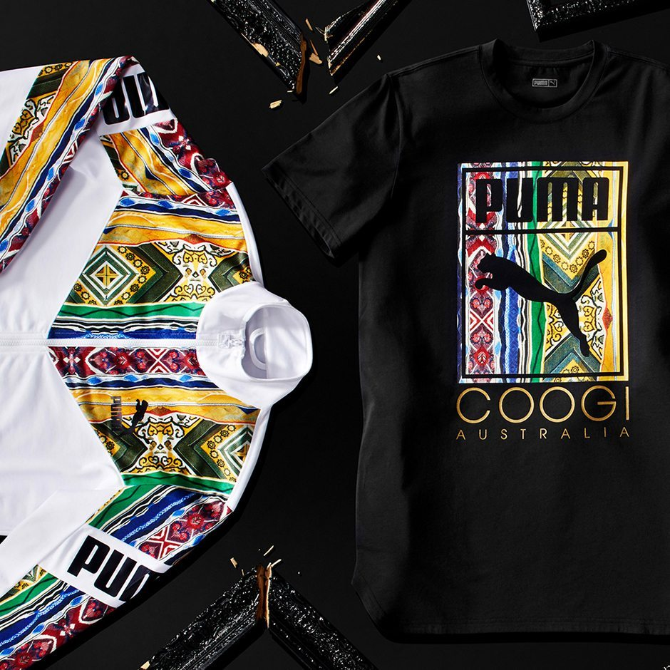 promo code 76637 3a619 Coogi x PUMA Clyde Collection To Release This Week