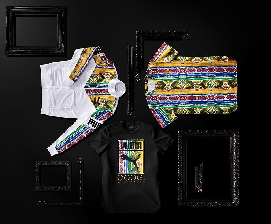 promo code 38d3d d05ce Coogi x PUMA Clyde Collection To Release This Week